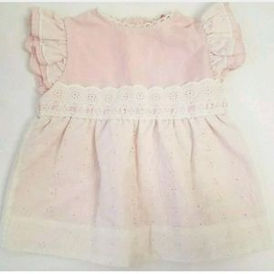 Vintage Love Baby Dress Union Made